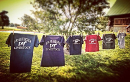 Frauhiger Livestock T-shirts