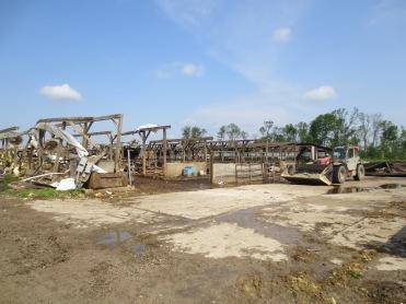 Free Stall Barns